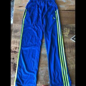 Like New  Boys Adidas Sweat Pants